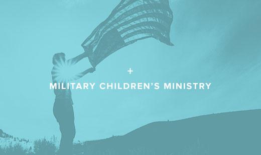 Military Children's Ministry